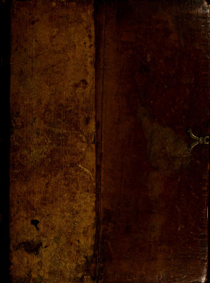 [Vitae pontificum] by Platina